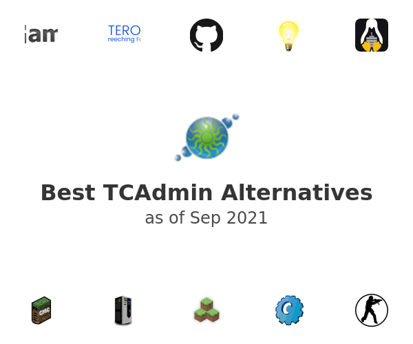 Best TCAdmin Alternatives