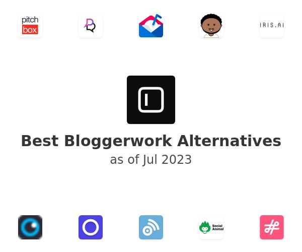 Best Bloggerwork Alternatives