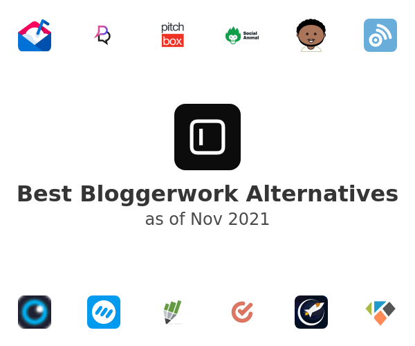 Best Bloggerwork Alternatives
