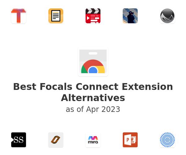 Best Focals Connect Alternatives