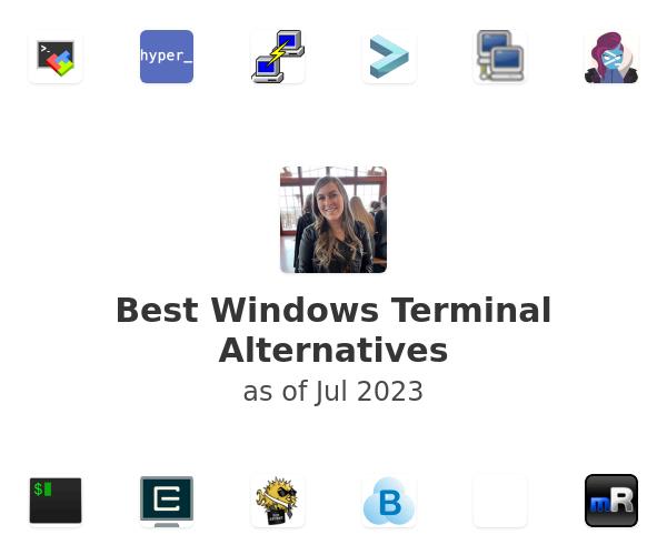 Best Windows Terminal Alternatives