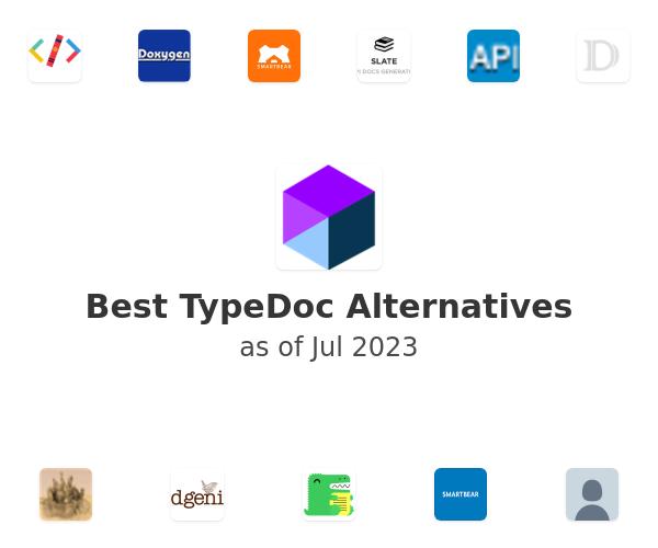 Best TypeDoc Alternatives