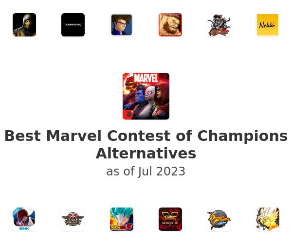Best Marvel Contest of Champions Alternatives