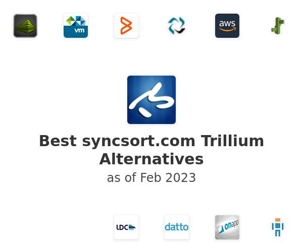 Best syncsort.com Trillium Alternatives
