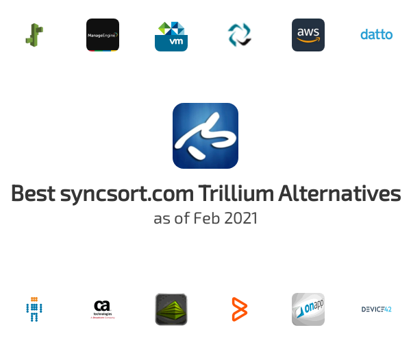 Best syncsort.com Trillium Alternatives