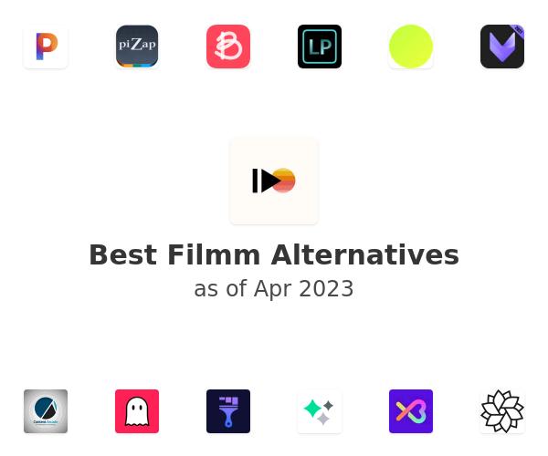 Best Filmm Alternatives