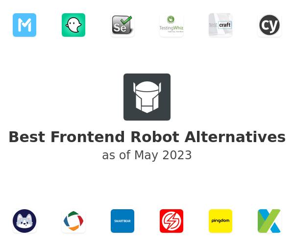 Best Frontend Robot Alternatives