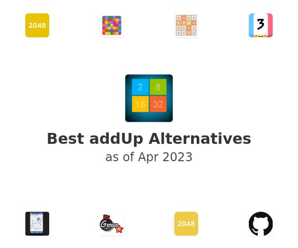 Best addUp Alternatives