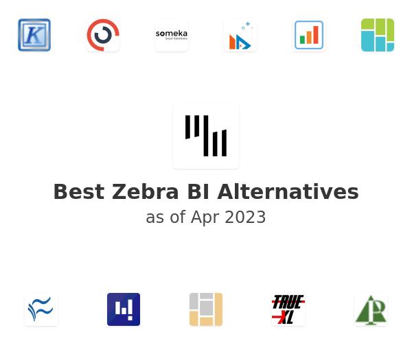 Best Zebra BI Alternatives