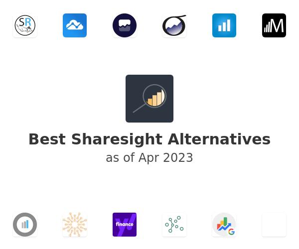 Best Sharesight Alternatives