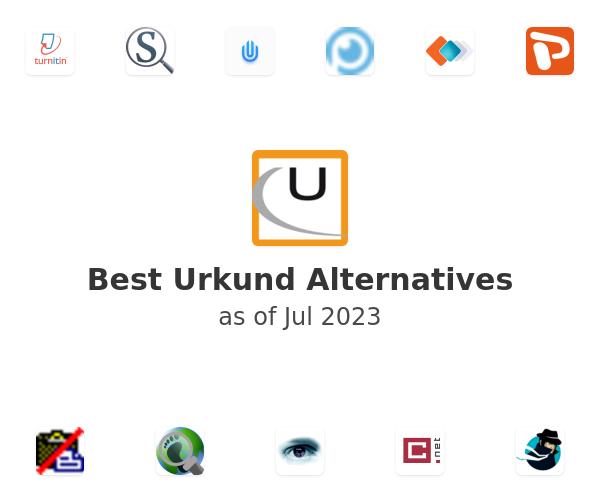 Best Urkund Alternatives
