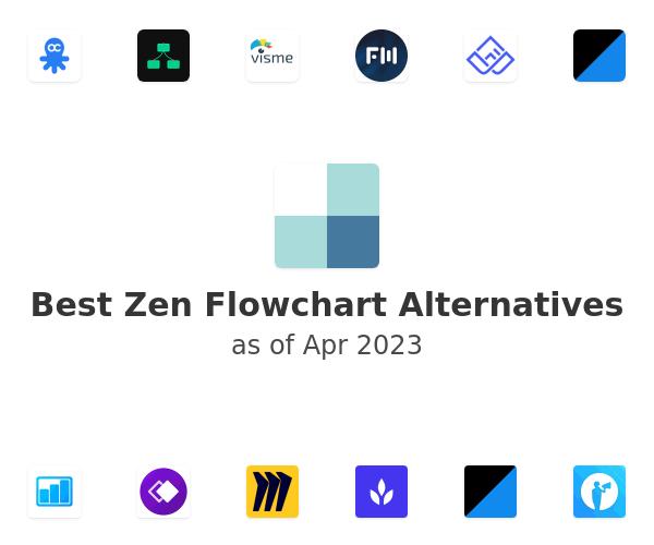 Best Zen Flowchart Alternatives