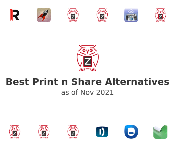 Best Print n Share Alternatives