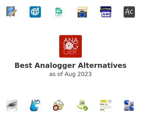 Best Analogger Alternatives