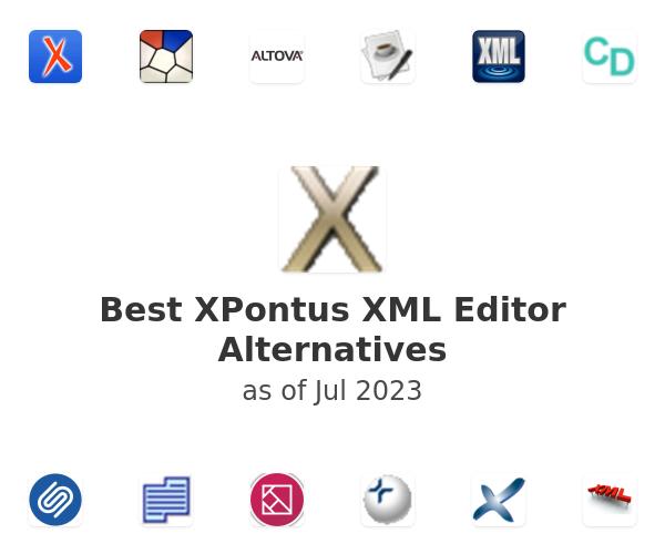 Best XPontus XML Editor Alternatives