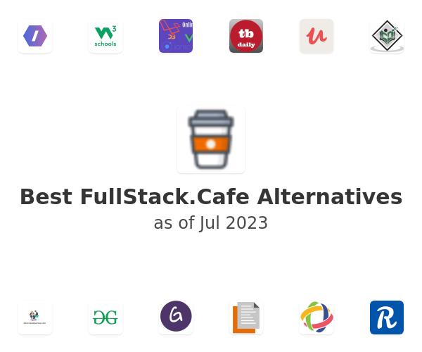 Best FullStack.Cafe Alternatives