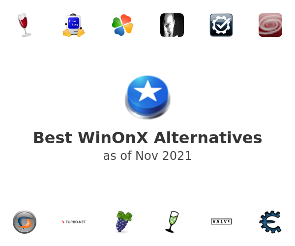 Best WinOnX Alternatives