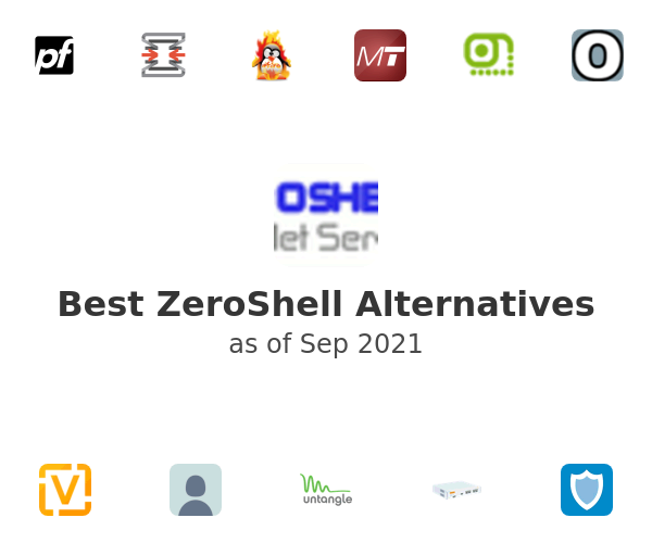 Best ZeroShell Alternatives