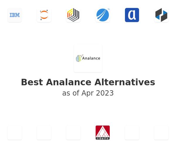 Best Analance Alternatives