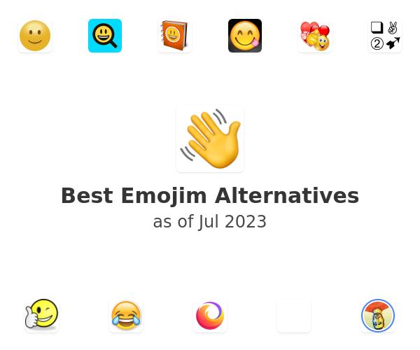 Best Emojim Alternatives