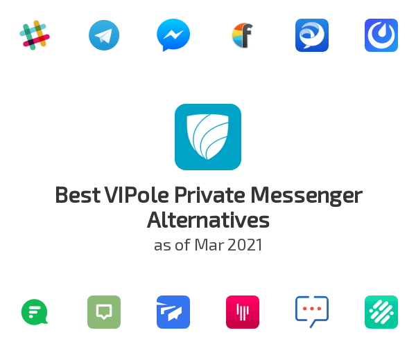 Best VIPole Private Messenger Alternatives