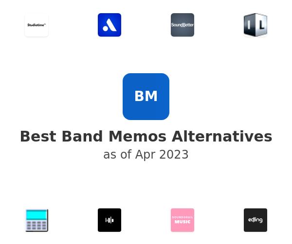 Best Band Memos Alternatives