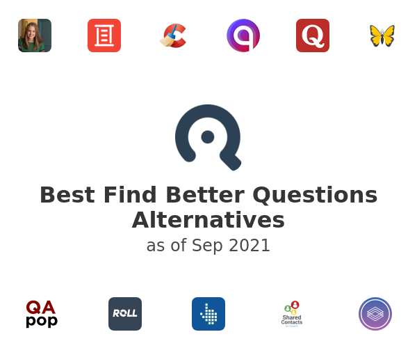 Best Find Better Questions Alternatives
