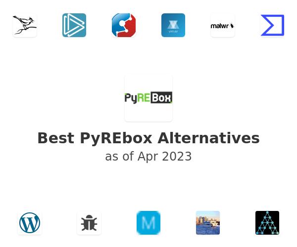 Best PyREbox Alternatives
