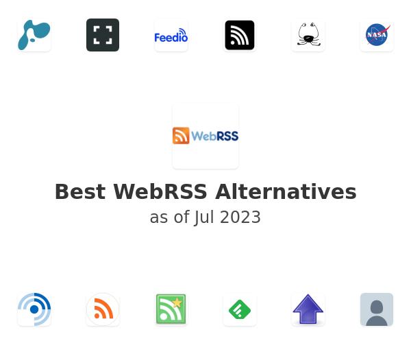 Best WebRSS Alternatives