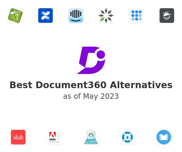 Best Document360 Alternatives