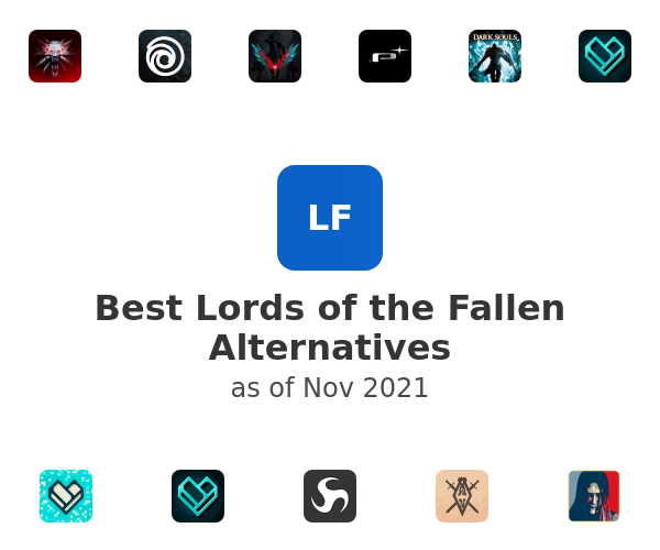Best Lords of the Fallen Alternatives