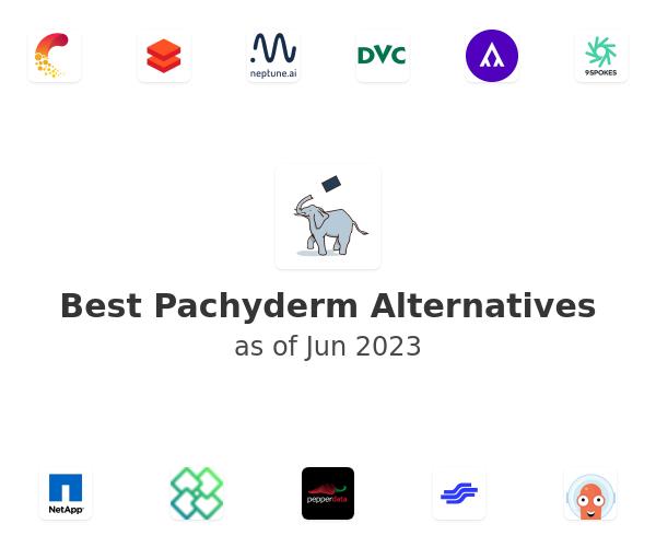 Best Pachyderm Alternatives