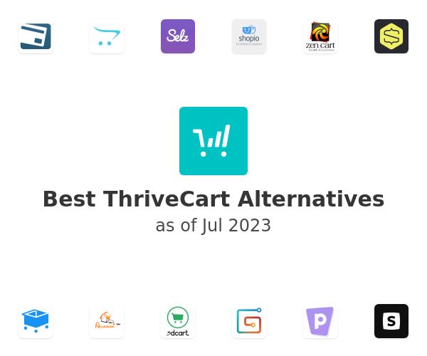 Best ThriveCart Alternatives