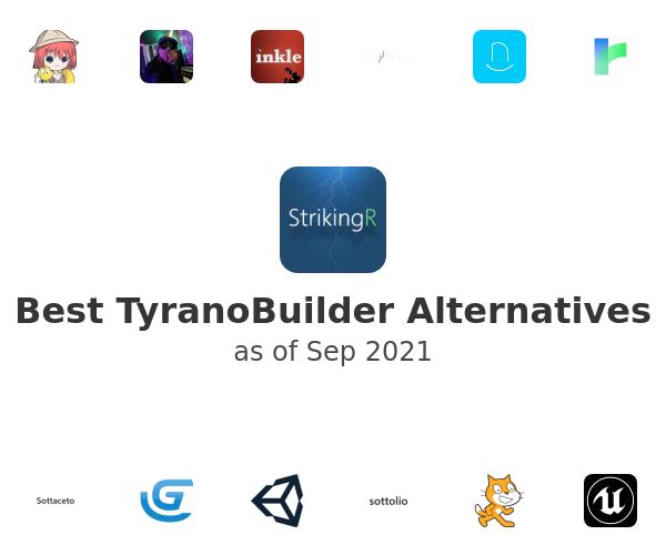 Best TyranoBuilder Alternatives