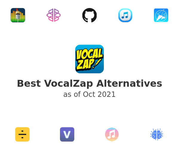 Best VocalZap Alternatives