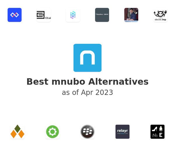 Best mnubo Alternatives