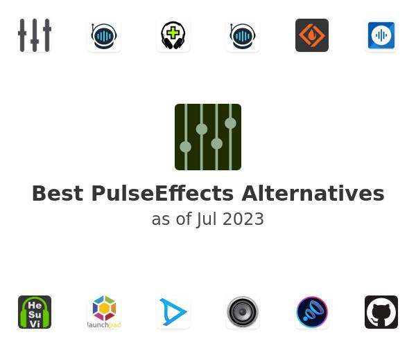 Best PulseEffects Alternatives