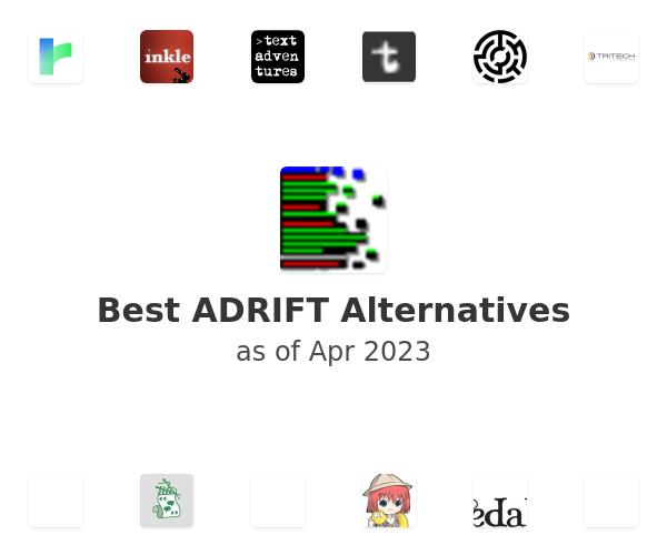 Best ADRIFT Alternatives