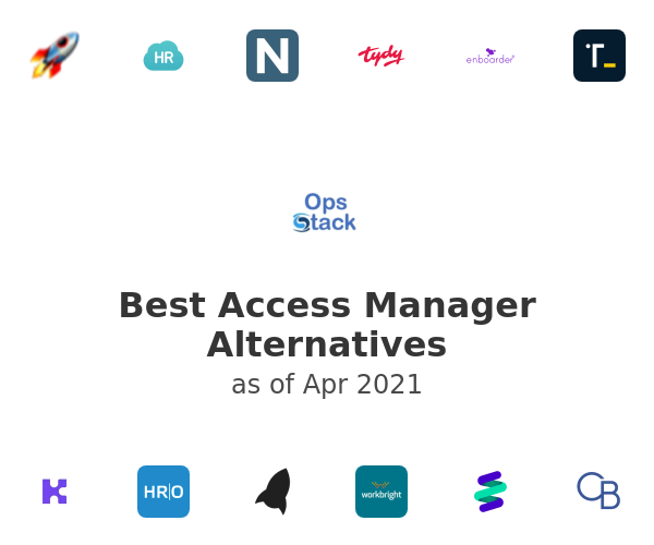Best Access Manager Alternatives