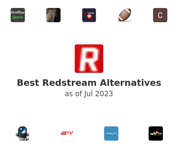 Best Redstream Alternatives