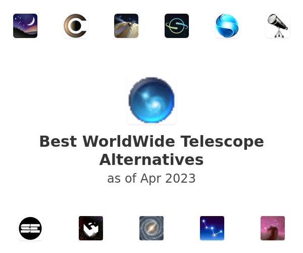 Best WorldWide Telescope Alternatives