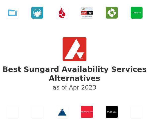 Best Sungard Availability Services Alternatives