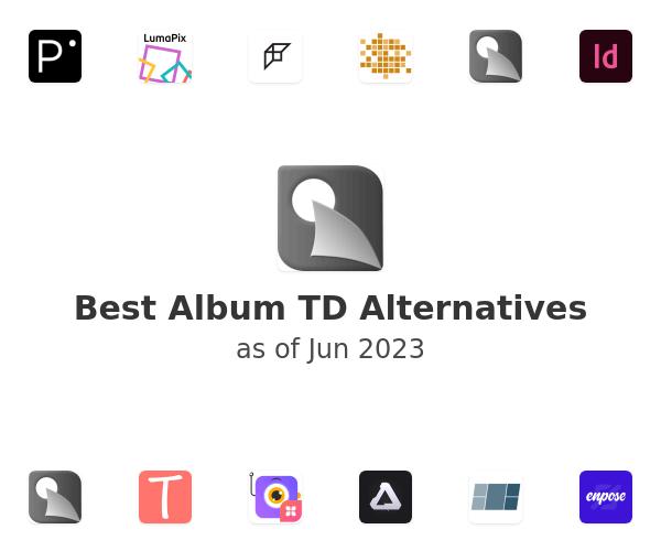 Best Album TD Alternatives
