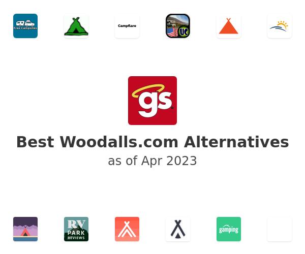 Best Woodalls.com Alternatives