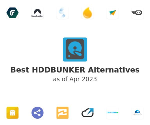 Best HDDBUNKER Alternatives