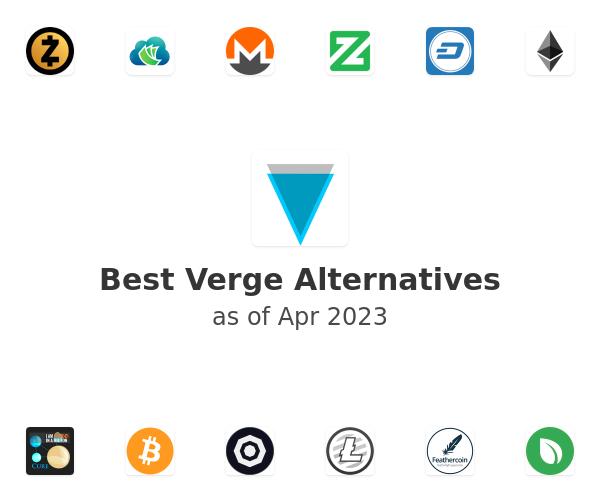Best Verge Alternatives
