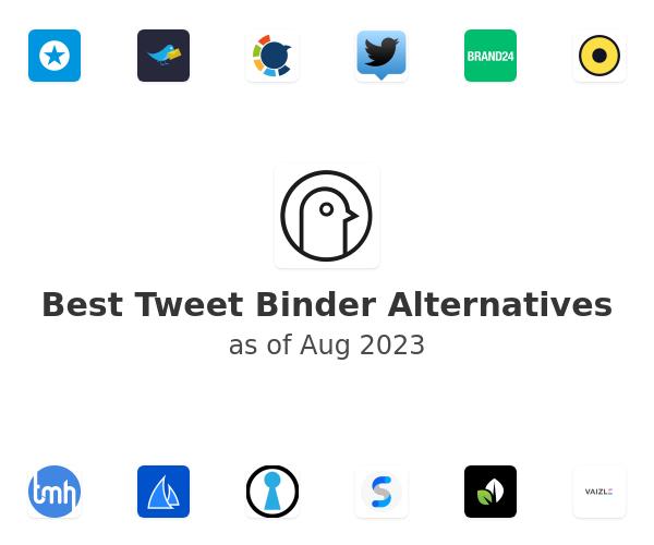 Best Tweet Binder Alternatives