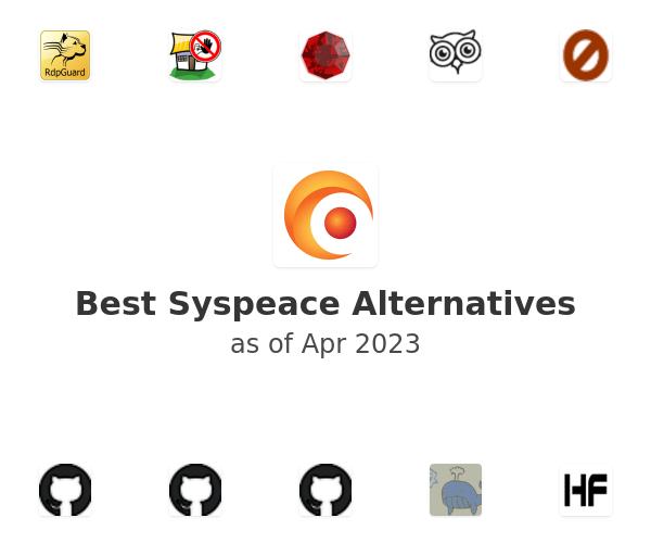 Best Syspeace Alternatives