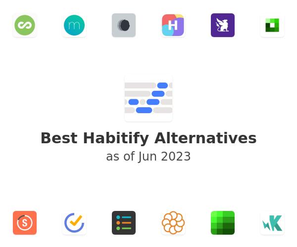 Best Habitify Alternatives