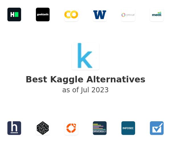 Best Kaggle Alternatives